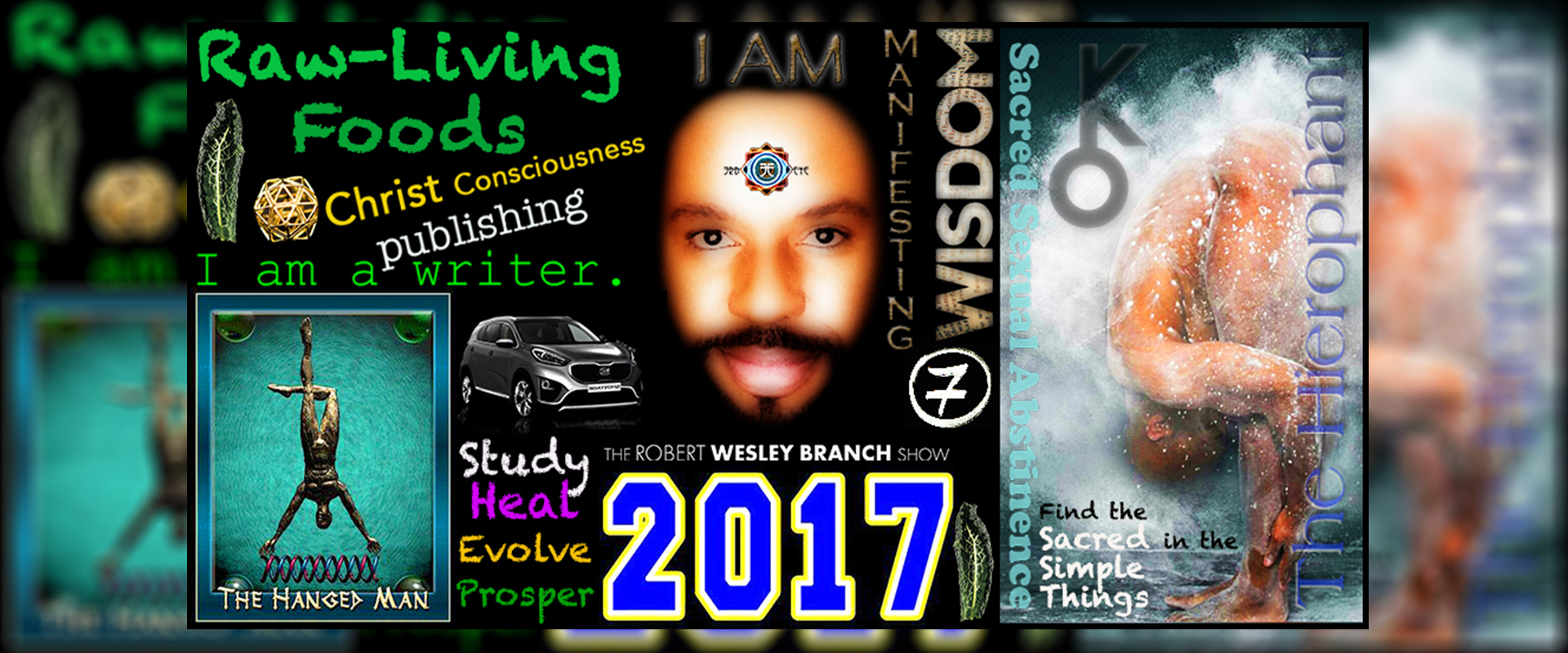 Permalink to: The Wisdom Writings of Robert Wesley Branch