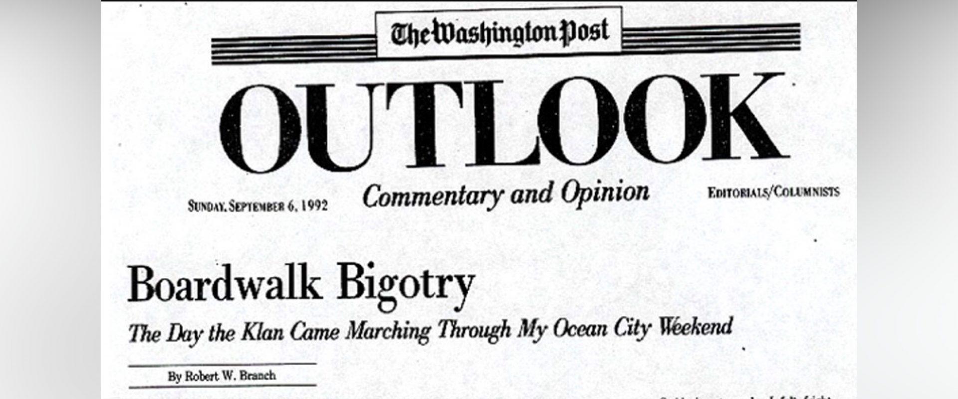 Permalink to: Boardwalk Bigotry