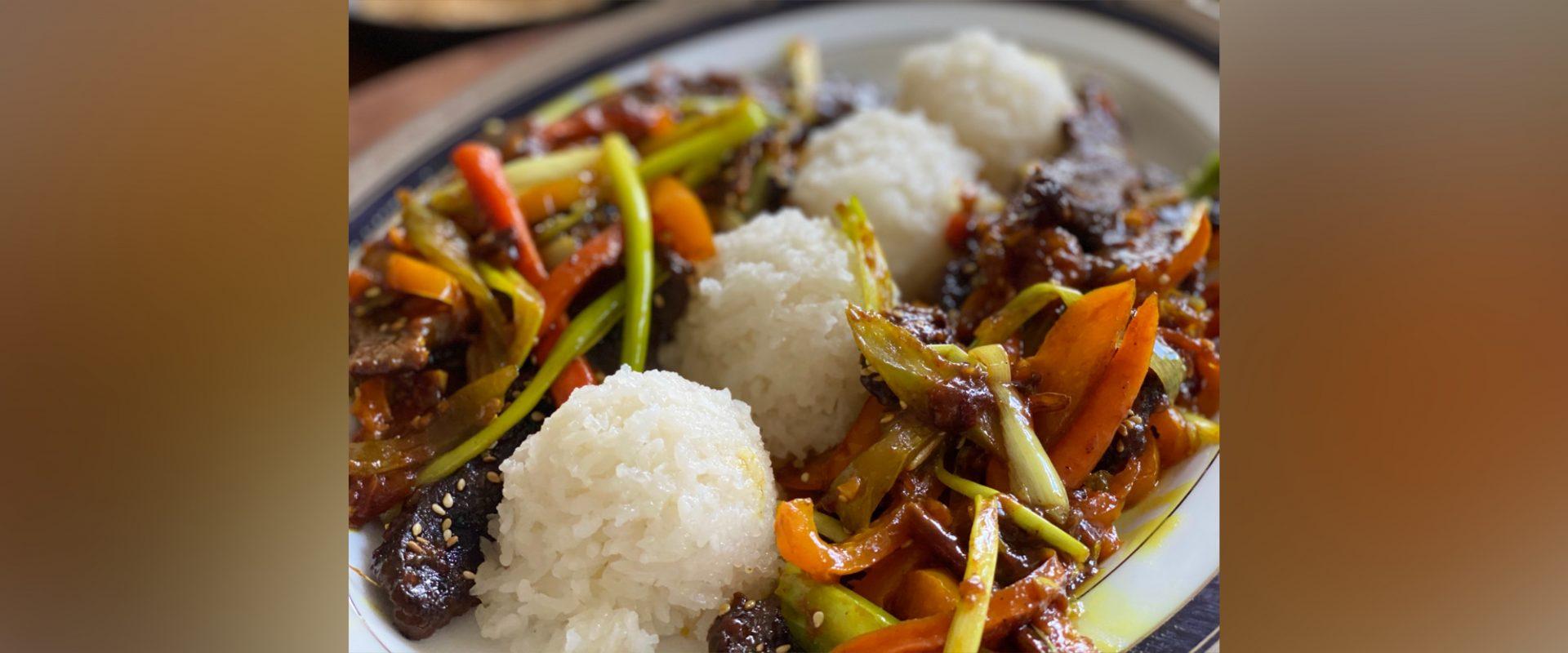 Permalink to: Szechuan Beef