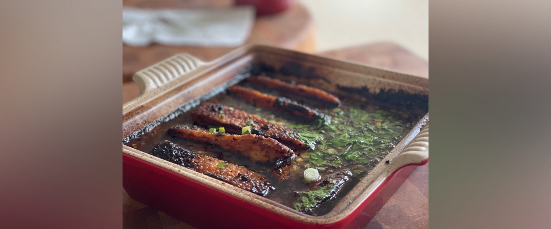 Permalink to: Slow-Braised Pork Belly with Soy, Ginger and Garlic